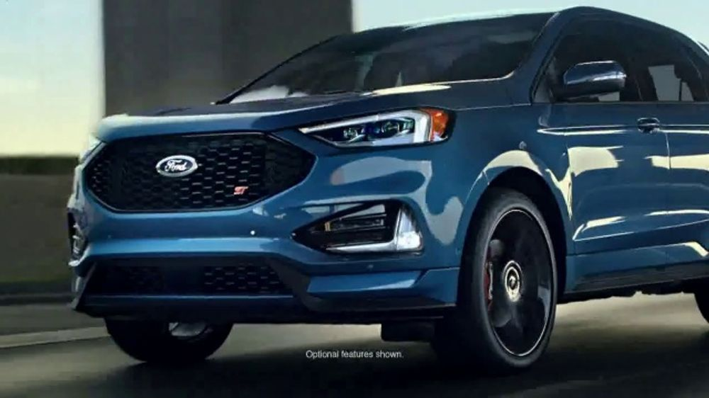 2019 Ford Edge St Tv Commercial Capability Meets Power T1