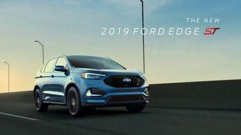 2019 Ford Edge ST TV Spot, 'Capability Meets Power' [T1] - Thumbnail 9