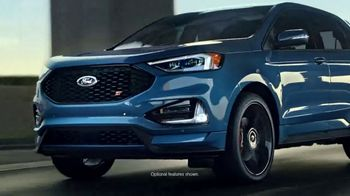 2019 Ford Edge ST TV Spot, \'Capability Meets Power\' [T1]