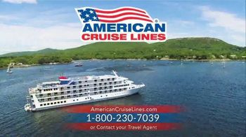 American Cruise Lines TV Spot, 'New England Ports' - Thumbnail 10