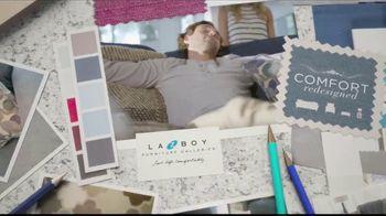 La-Z-Boy Fall Into Savings TV Spot, 'Work Around' - Thumbnail 1