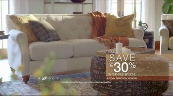 La-Z-Boy Fall Into Savings TV Spot, 'Work Around' - Thumbnail 7
