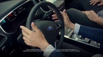 2019 Ford Edge TV Spot, 'Co-Pilot360 Technology' [T1]