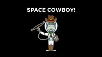Halloween Is Coming: Space Cowboy thumbnail