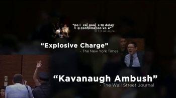 Judicial Crisis Network TV Spot, 'Personal Attacks Against Kavanaugh' - Thumbnail 2