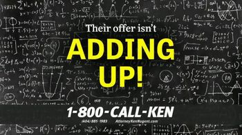 Kenneth S. Nugent: Attorneys at Law TV Spot, 'Isn't Adding Up' - Thumbnail 2