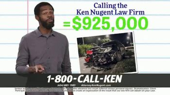 Kenneth S. Nugent: Attorneys at Law TV Spot, 'Isn't Adding Up' - Thumbnail 3