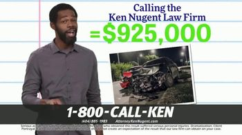 Kenneth S. Nugent: Attorneys at Law TV Spot, 'Isn't Adding Up'