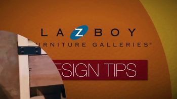 La-Z-Boy TV Spot, 'Design Tips: Little Details' - Thumbnail 2