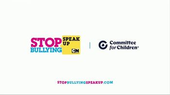 Cartoon Network TV Spot, 'Stop Bullying Speak Up: Lunch' - Thumbnail 9