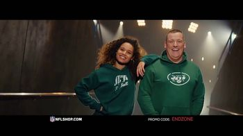 NFL Shop TV Spot, 'Gearing Up: ENDZONE'