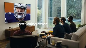 Samsung QLED TV Score Big Event TV Spot, 'Can't Look Away' - Thumbnail 7