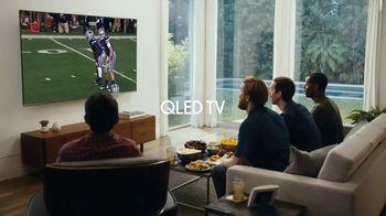 Samsung QLED TV Score Big Event TV Spot, 'Can't Look Away' - Thumbnail 8