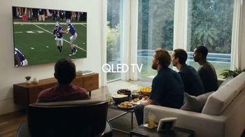 Samsung QLED TV Score Big Event TV Spot, 'Can't Look Away' - Thumbnail 9