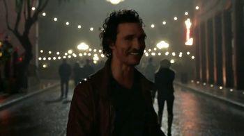Wild Turkey Bourbon TV Spot, 'Matthew McConaughey Sang Our Song'