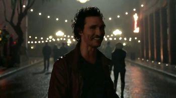 Wild Turkey Bourbon TV Spot, 'Matthew McConaughey Sang Our Song'