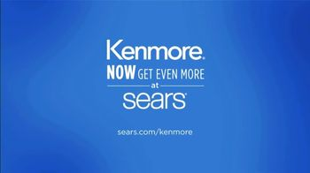 Sears TV Spot, 'More Value and Performance With Kenmore' - Thumbnail 10