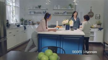 Sears TV Spot, \'More Value and Performance With Kenmore\'