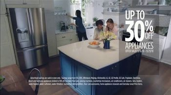 Sears TV Spot, 'More Value and Performance With Kenmore' - Thumbnail 8