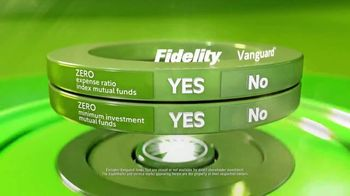 Fidelity Investments ZERO Index Funds TV Spot, 'Rewriting the Rules' Song by The Fixx - Thumbnail 6