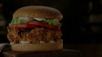 Zaxby's Southern TLC Chicken Sandwich TV Spot, 'A True Classic' - Thumbnail 1