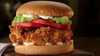 Zaxby's Southern TLC Chicken Sandwich TV Spot, 'A True Classic' - Thumbnail 2