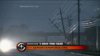 Samaritan's Purse TV Spot, 'Hurricane Florence' Featuring Franklin Graham - Thumbnail 7