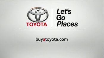 Toyota TV Spot, 'Low APR Financing' [T2] - Thumbnail 7