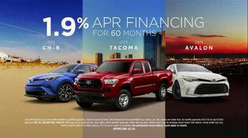 Toyota TV Spot, 'Low APR Financing' [T2] - Thumbnail 2