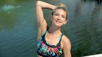 Fabletics.com TV Spot, 'Fashion-Athletic Line' Featuring Kate Hudson - Thumbnail 1