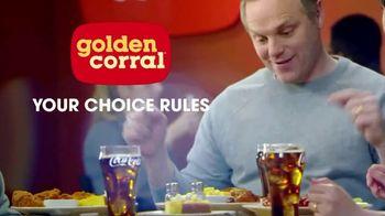 Golden Corral TV Spot, 'WWE Superstars' Feat. Trish Stratus - Thumbnail 3