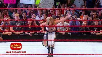 Golden Corral TV Spot, 'WWE Superstars' Feat. Trish Stratus - Thumbnail 9