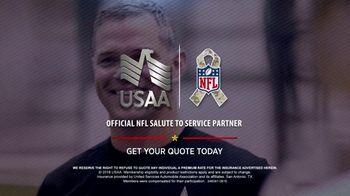 USAA TV Spot, 'Member Voices: Joe Lombardi' - Thumbnail 8