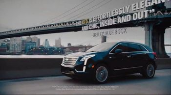 2018 Cadillac XT5 TV Spot, 'The Reviews' [T2] Song by Barns Courtney