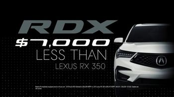 2019 Acura RDX TV Spot, 'What Competition?' [T2] - Thumbnail 7