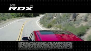 2019 Acura RDX TV Spot, 'What Competition?' [T2] - Thumbnail 8