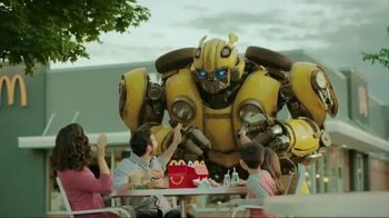 McDonald's Happy Meal TV Spot, 'Bumblebee Toy and McPlay App' - Thumbnail 3