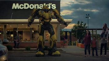 McDonald's Happy Meal TV Spot, 'Bumblebee Toy and McPlay App' - Thumbnail 6