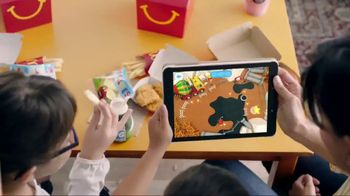 McDonald's Happy Meal TV Spot, 'Bumblebee Toy and McPlay App' - Thumbnail 7
