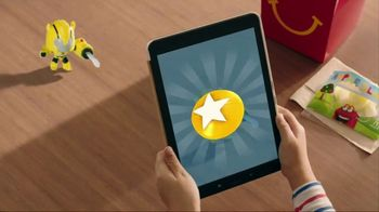 McDonald's Happy Meal TV Spot, 'Bumblebee Toy and McPlay App' - Thumbnail 9