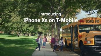 T-Mobile TV Spot, 'iPhone XS: First Day of School' Song by Chef'Special - Thumbnail 1