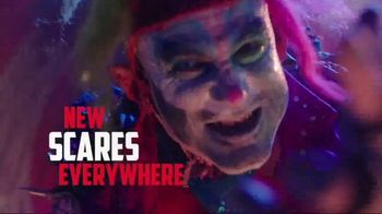 Busch Gardens Howl-O-Scream TV Spot, 'New Scares'