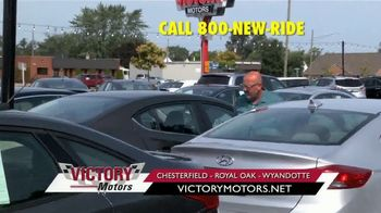 Victory Motors End of Summer Clearance Event TV Spot, 'Too Many Cars' - Thumbnail 1