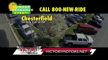 Victory Motors End of Summer Clearance Event TV Spot, 'Too Many Cars' - Thumbnail 10