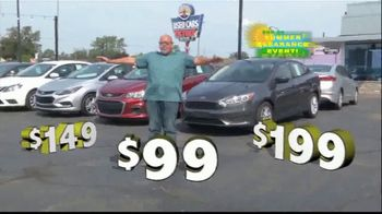 Victory Motors End of Summer Clearance Event TV Spot, 'Too Many Cars' - Thumbnail 4