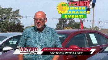 Victory Motors End of Summer Clearance Event TV Spot, 'Too Many Cars' - Thumbnail 5
