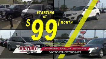 Victory Motors End of Summer Clearance Event TV Spot, 'Too Many Cars' - Thumbnail 6