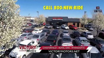 Victory Motors End of Summer Clearance Event TV Spot, 'Too Many Cars' - Thumbnail 9