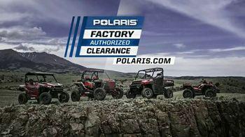 Polaris Factory Authorized Clearance TV Spot, 'Ranger Crew XP 1000' - Thumbnail 10