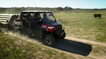 Polaris Factory Authorized Clearance TV Spot, 'Ranger Crew XP 1000' - Thumbnail 3